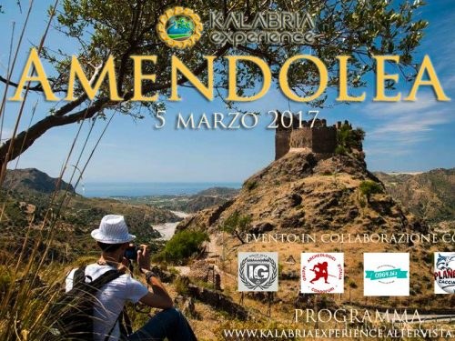 """Domenica 5 Marzo """"Alla scoperta del Castello dell'Amendolea"""""""