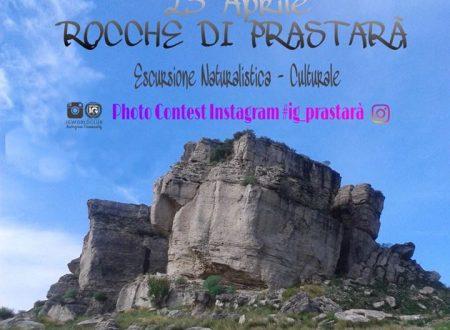 Escursione alle Rocche di Prastarà (Montebello Jonico)