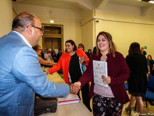 """""""Kalabria Experience""""  Laurea da 110 e lode per Alessandra Moscatello."""