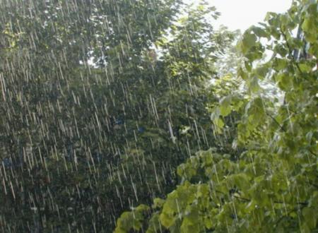 Pluviometria, il significato dei millimetri di pioggia.