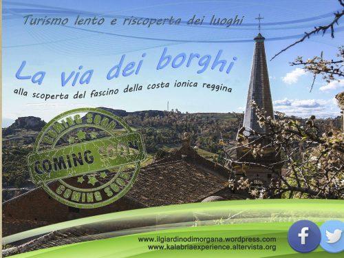 """Conferenza Stampa di presentazione del Progetto """"La Via dei Borghi"""""""