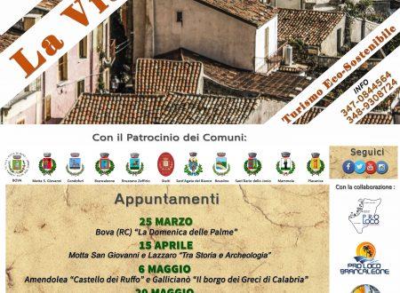 "Programma: ""La Via dei Borghi 2018"""