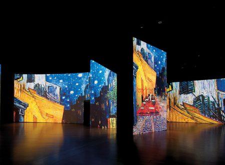 """Domenica 24 Giugno viaggio a Cosenza per la Mostra Multimediale """"Van Gogh Alive-The Experience"""