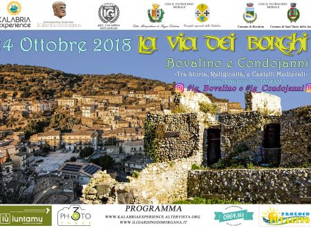 La Via Dei Borghi – Tappa a Bovalino Superiore e Condojanni (RC)