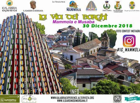 Domenica 30 Dicembre La via dei borghi a Mammola (RC)