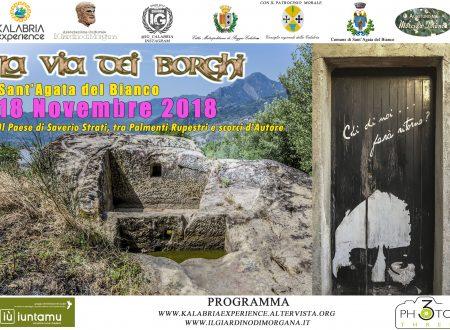 La Via dei Borghi a Sant'Agata del Bianco – Domenica 18 Novembre