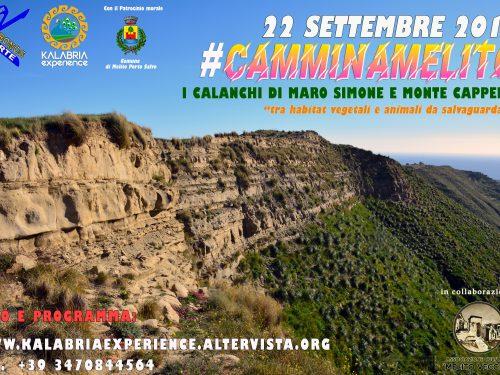 Escursione ai Calanchi di Maro Simone (area S.I.C.) e Monte Cappelli (Melito Porto Salvo)