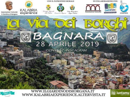 Domenica 28 Aprile La via dei borghi a Bagnara Calabra