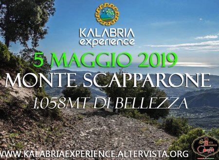 Escursione a Monte Scapparone (Africo)