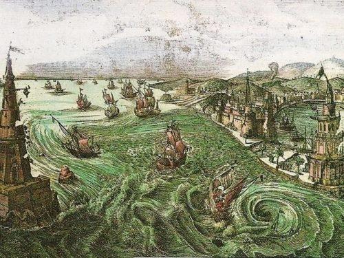 Il grande terremoto del 1783 attraverso i documenti.