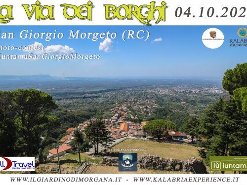 Domenica 4 Ottobre La Via dei Borghi a San Giorgio Morgeto (RC)