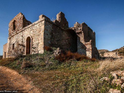 Brancaleone (RC) L'antica Torre di Galati ci svela il suo fascino