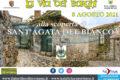 """Domenica 8 Agosto """"La Via dei Borghi"""" a Sant'Agata del Bianco"""