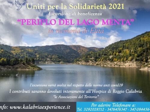 """17 Ottobre 2021 """"Uniti per la Solidarietà 2021"""" – Periplo Diga sul Menta"""